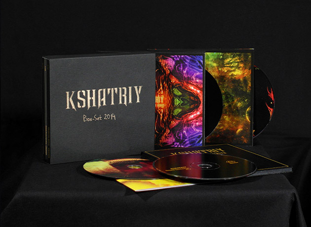 Box-Set 2014 by Kshatriy
